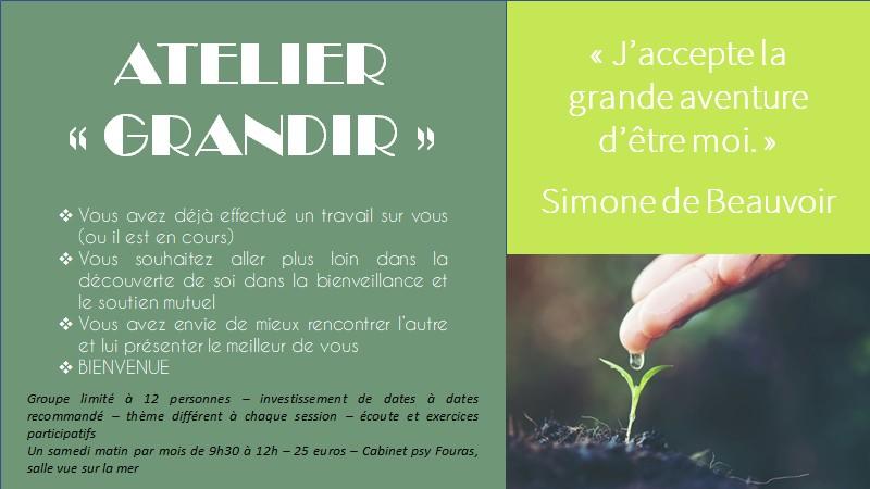 Atelier Grandir - general